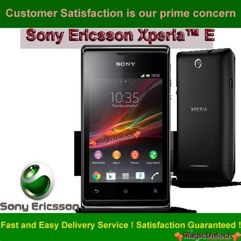 Handphone Sony Xperia C1505 sony ericsson xperia c1505 sim network unlock pin