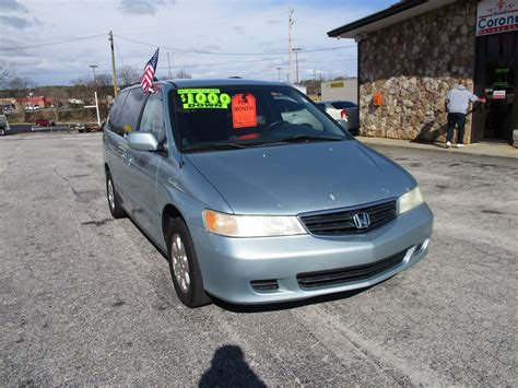 2001 honda odyssey for sale by owner 2003 honda odyssey power automatic transmission