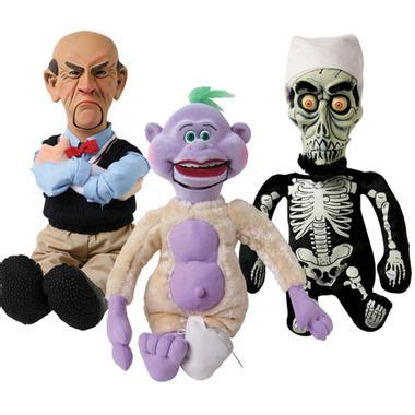 jeff dunham talking walter doll 44 best images about collectibles on pinterest dobby