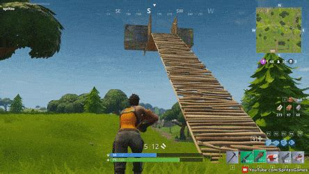 fortnite gif fortnite battle royale building collapse find make