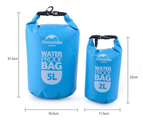 Safebag Outdoor Drifting Waterproof Bag naturehike pvc outdoor waterproof bag cing hiking organizers drifting kayaking swimming