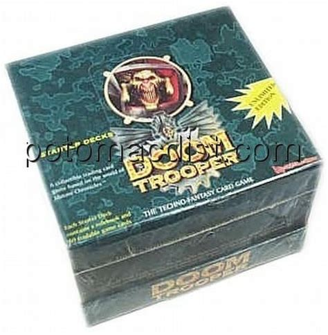 doomtrooper starter deck box unlimited potomac