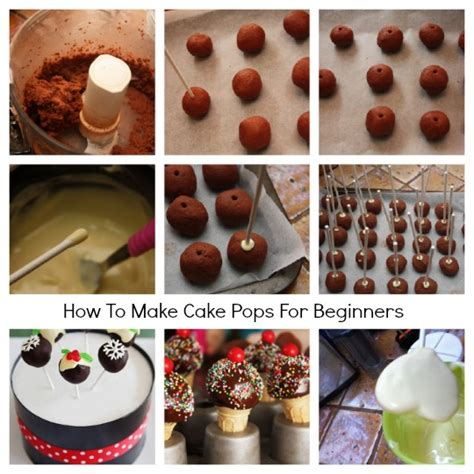How To Decorate Cake Pops by How To Make Cake Pops For Beginners Planning With
