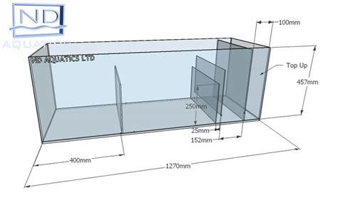 Layout Design Maker sump tanks aquarium manufacturers nd aquatics ltd