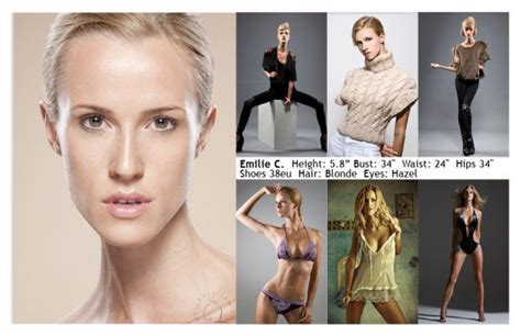 Makeup Artist Composite Card Template by Dc Modeling Agency Comp Cards Modeling Agency In Nyc New