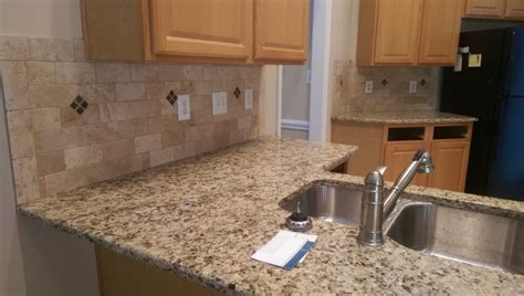 How To Tile A Backsplash In Kitchen by Venetian Ice