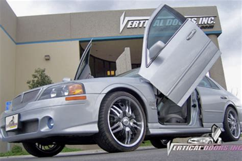 2000 lincoln ls kit 2000 2006 lincoln ls vertical lambo door kit