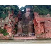 Giant Buddha Of Leshan China  Hindu Devotional Blog