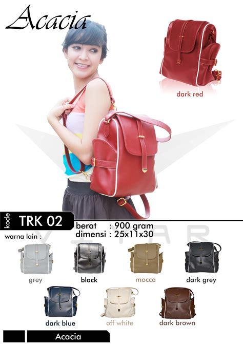Tas Fashion Korea B2324 Tas Wanita Cantik Tas Import Murah tas ransel remaja menjual aneka produk tas dan dompet lokal berkualitas