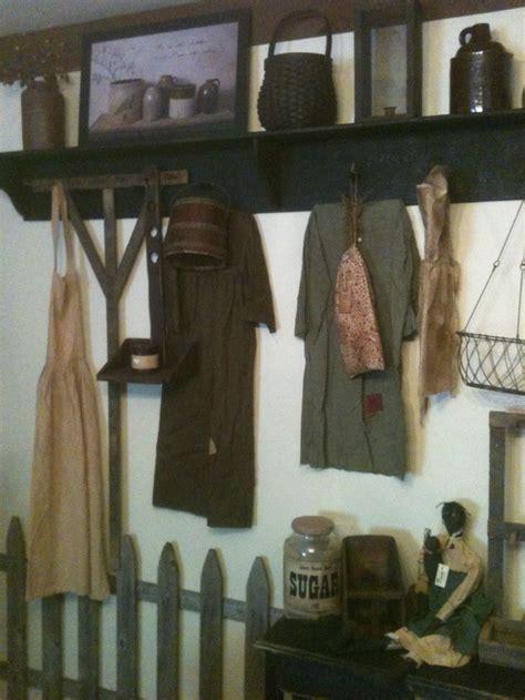 Primitive Shelf Decorating Ideas by 10 Best Ideas About Primitive Shelves On