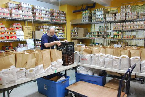 Oak Park Food Pantry by United Church Of Oak Park