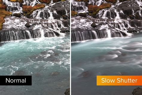 Landscape Photography Shutter Speed A Update Arrives With A Shutter Feature And More