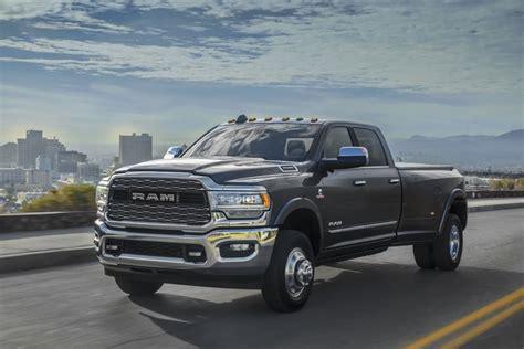 2019 Chevrolet Heavy Duty Trucks by Der Neue 2019 Ram Heavy Duty Auf Der Naias Up Trucks