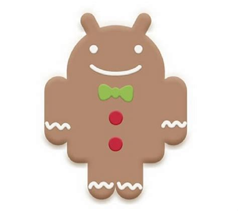 android 2 3 3 gingerbread boosts nfc features - Gingerbread Android