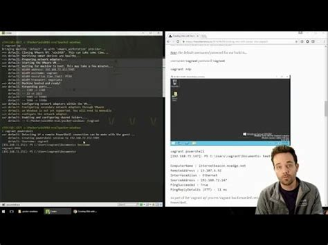 vagrant windows 10 tutorial video vagrant overview with vmware workstation plugin