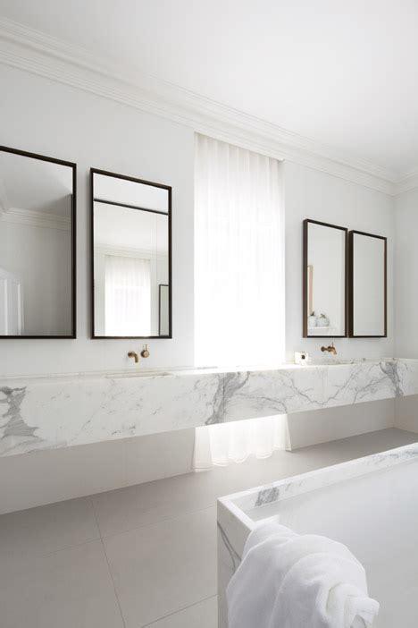 restauro vasca da bagno restauro di casa vittoriana con bagni in marmo