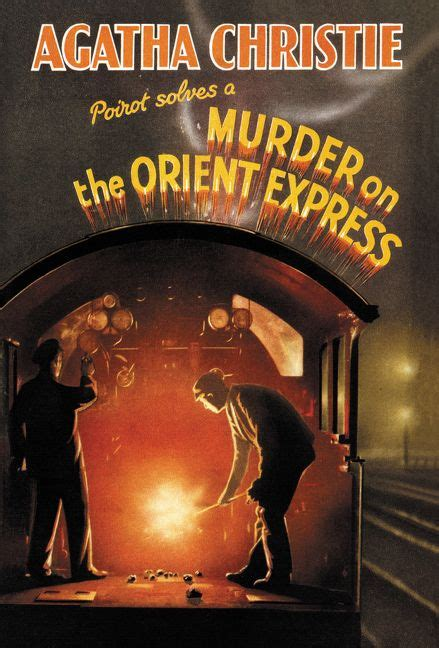 murder on the orient express facsimile edition agatha christie hardcover