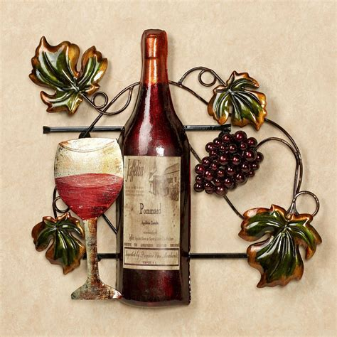 Wine Decor Wall