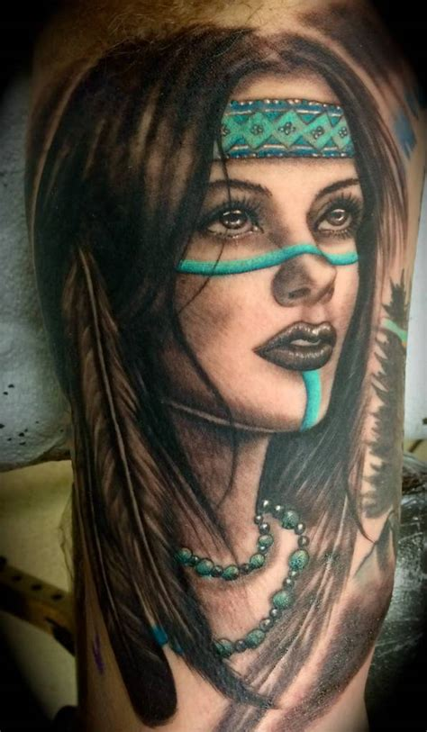 pretty face tattoo designs aztec tattoos and photo ideas page 3