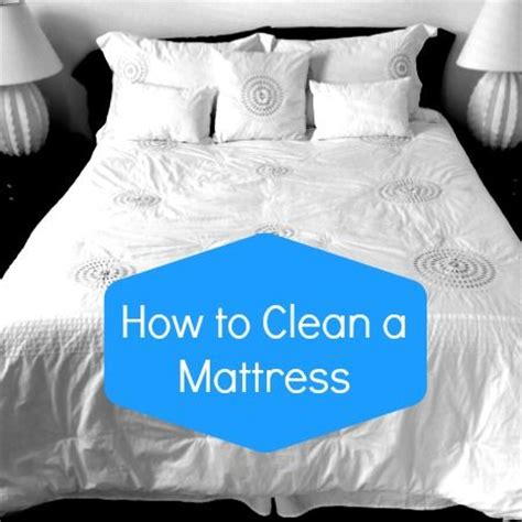 How To Clean Urine Mattress by Is Your Mattress Stained Or Smelly Make It Look New Again Stains Mattress And