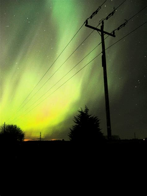 lights ontario northern lights in sw ontario by xtrememizery on deviantart