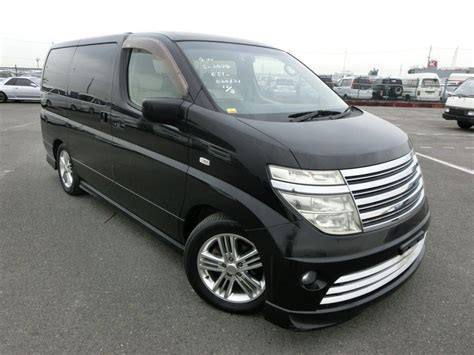 japautoagent japanese import 187 nissan elgrand