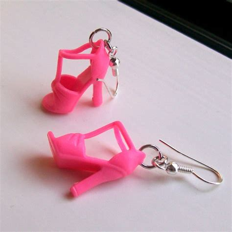 7 Cutest Earrings by Shoe Earrings By Tirya On Deviantart