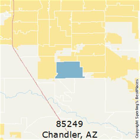 zip code map chandler az best places to live in chandler zip 85249 arizona