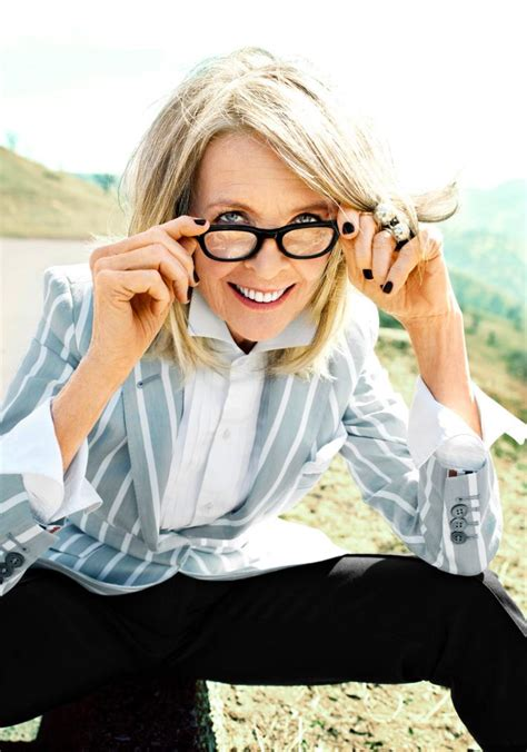 hairstyle magazinephotos com diane keaton tells why she never married ny daily news