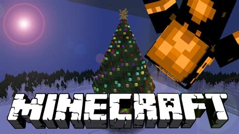 minecraft christmas tree map minecraft parkour journey to the tree map