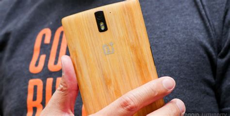 Ugo Antiblue Oppo R7 S oneplus one styleswap bamboo cover installation and review