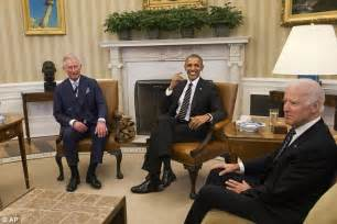 Charles From The Office by President Obama Admits Royal Envy To Prince Charles And
