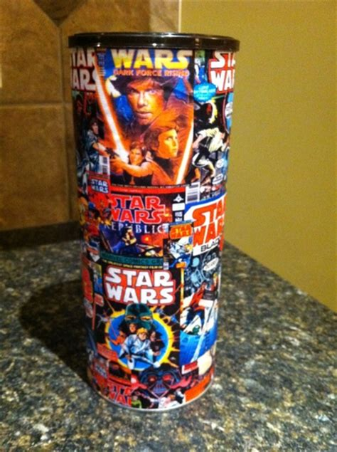Wars Decoupage - wars decoupage money bank my kid craft