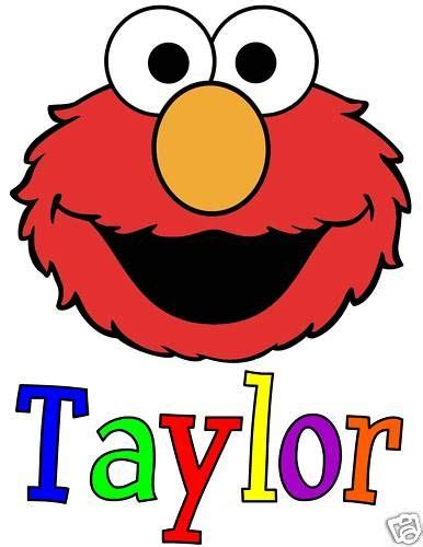 elmo s face template party ideas pinterest