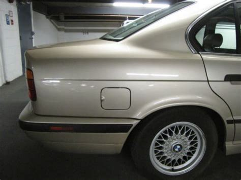 free car manuals to download 1995 bmw 5 series electronic valve timing purchase used bmw e34 1995 525i 5 speed manual mint condition in silver spring maryland