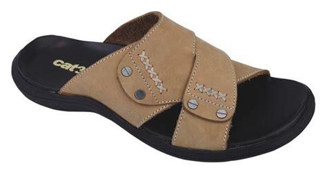 Sandal Selop Laki Laki sandal sendal selop kulit santai pria laki laki cowok