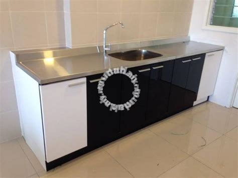 kitchen cabinet table harga table top kitchen cabinet home faithful