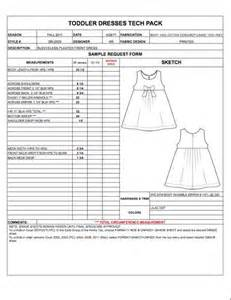 technical specification template exle childrens spec sheet exle portfolio
