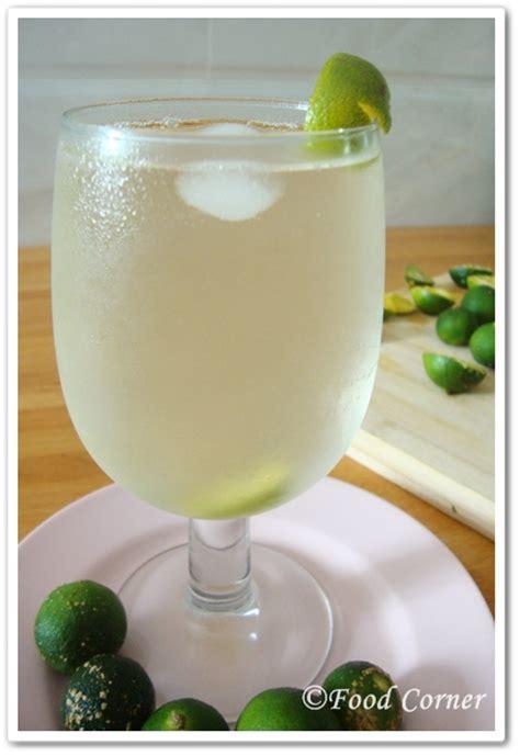 Calamansi Detox by Food Corner Calamansi Juice Naran Juice