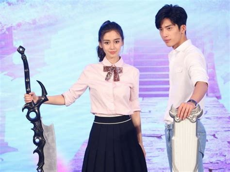 film love o2o angelababy and jing boran collaborate again