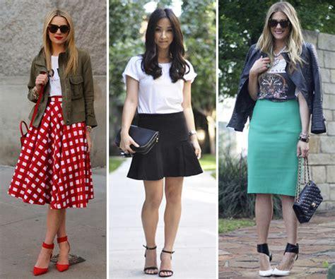 tops to go with a line skirts dress ala