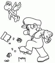 kid coloring pages free printable mario coloring pages for