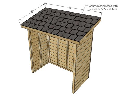 ana white small cedar fence picket storage shed diy ana white small cedar fence picket storage shed diy