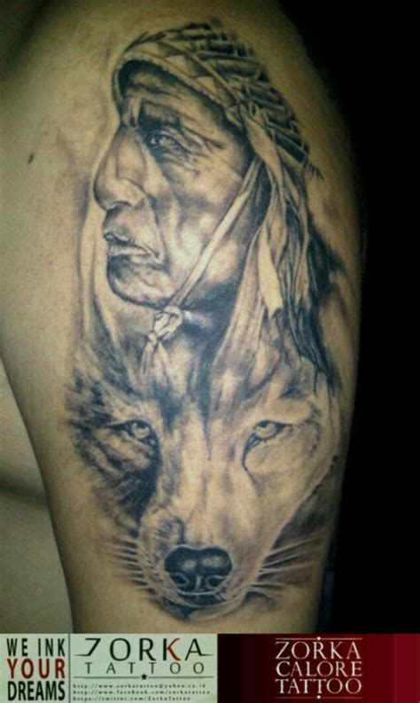 apache indian tattoo designs apaches fotos tattoos pictures to pin on