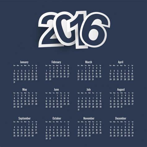 design letters kalender 2016 marineblau 2016 kalender design download der kostenlosen