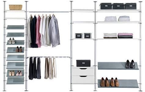 ikea storage solutions 5 small space wardrobe storage solutions from ikea