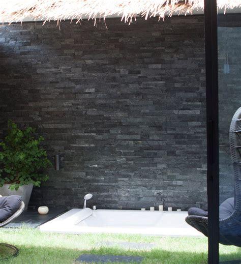 Layout Floor Plan ensuite master bedroom with private courtyard phangan