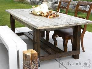 Outdoor table plans build pdf guide how to made download au projects