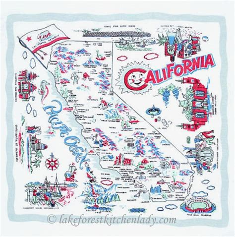 California Quilt Shops by 89 Best Vintage California Maps Images On