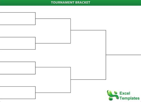 brackets templates tournament brackets